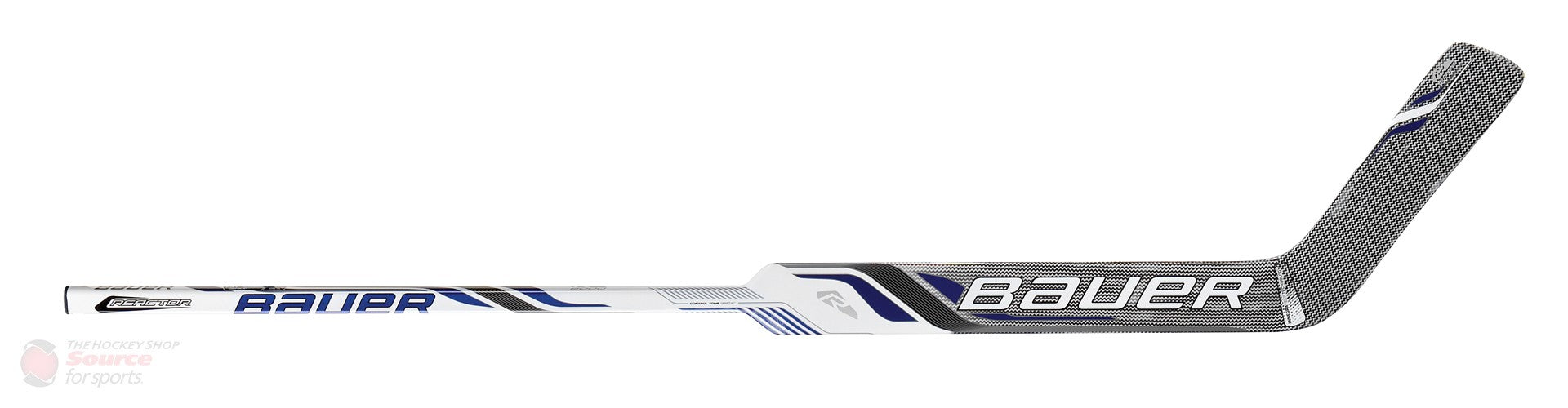 bauer 6000 goal stick blue