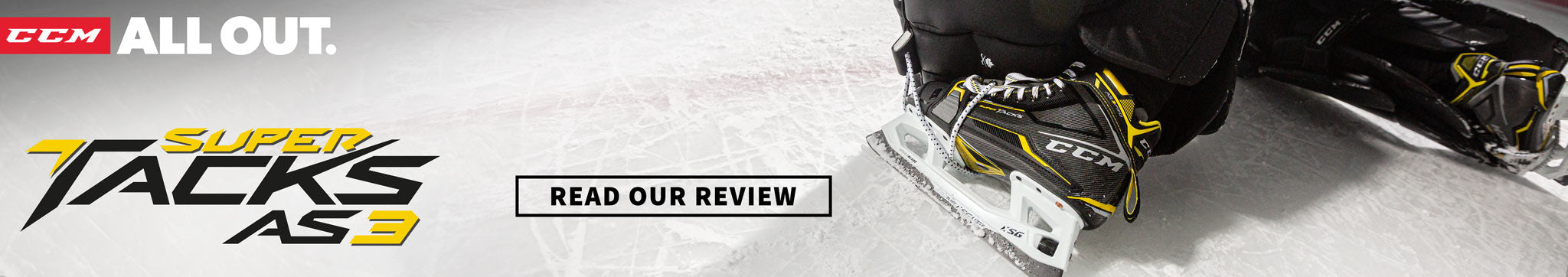 ccm as3 goal skate review