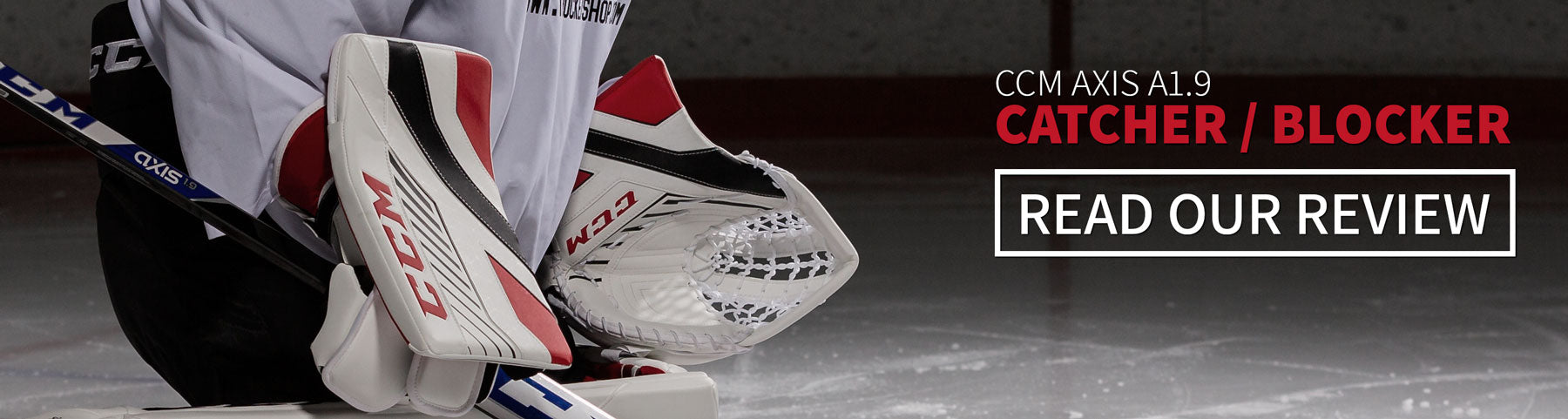 CCm axis 1.9 glove review