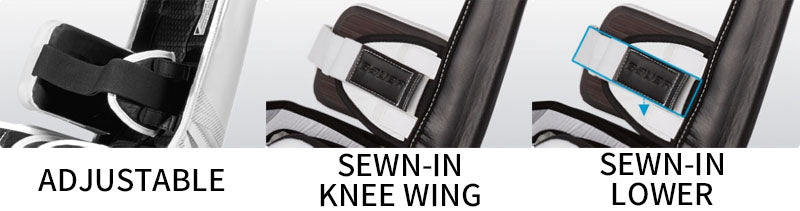 Knee Wing Options