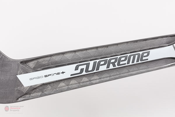 Bauer Supreme UltraSonic Goal Stick Review