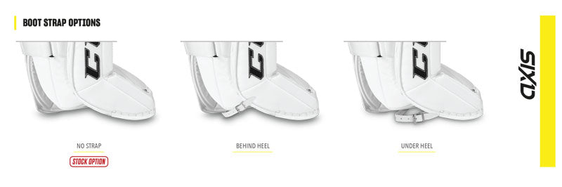 Boot Strap Options