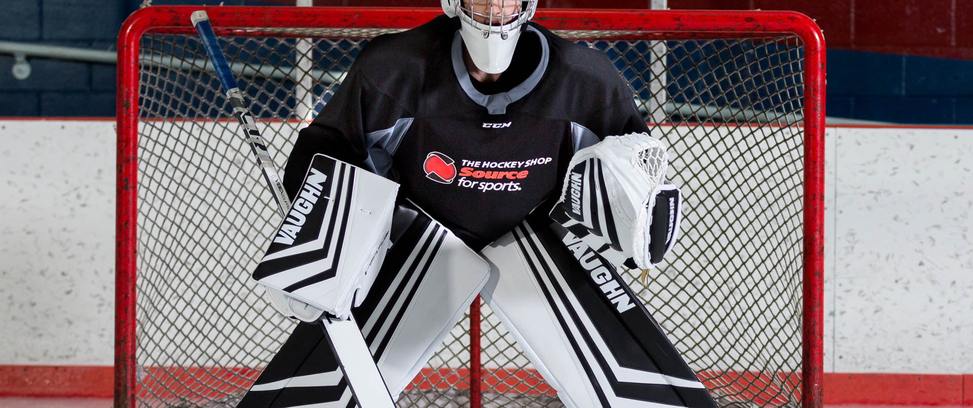 Vaughn SLR2-ST Trapper and SLR Blocker Review – The Hockey Shop