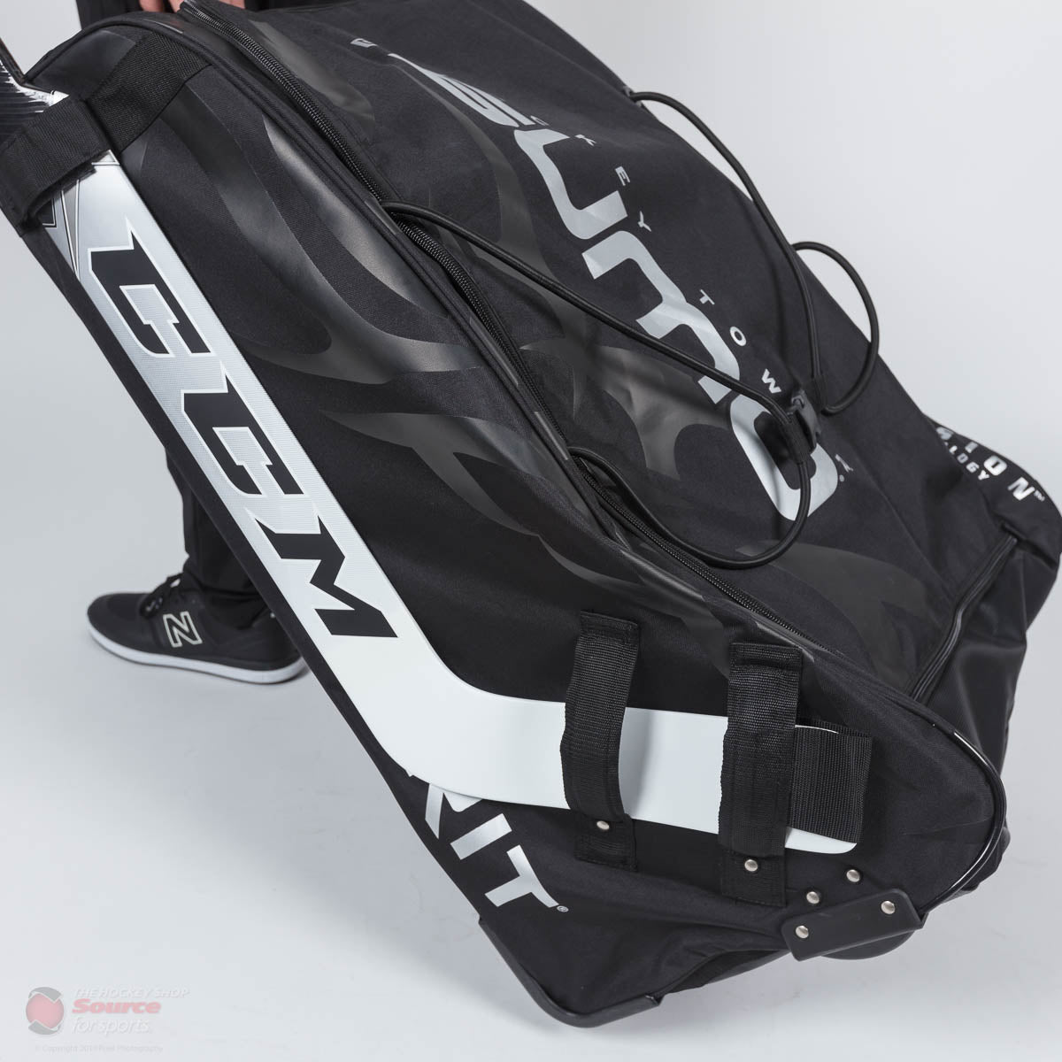 Grit GT4 Sumo Senior Tower Goalie Wheel Bag