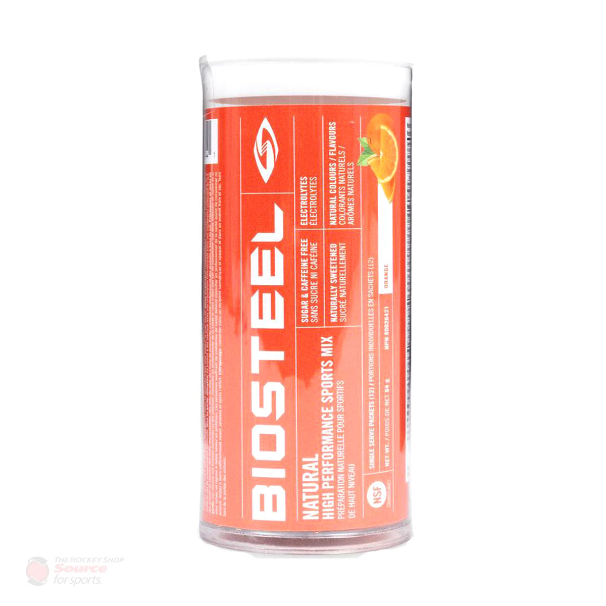 BioSteel High Performance Sports Mix - Orange (12 Packets)
