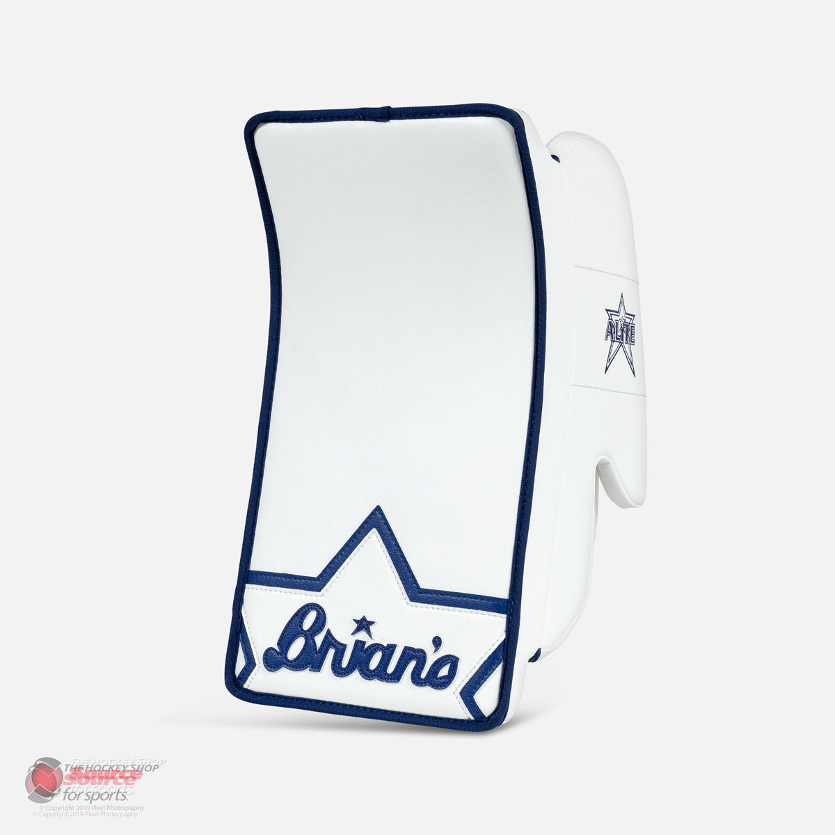 Brian's Airlite Intermediate Goalie Blocker