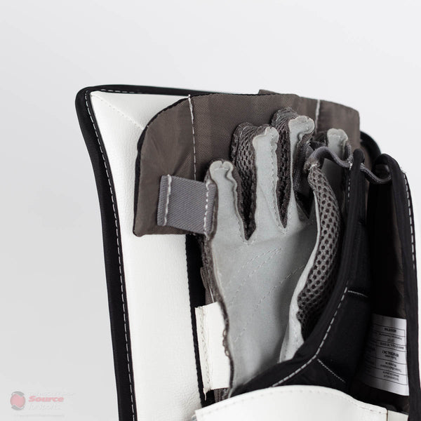 Warrior Ritual G4 Youth Goalie Blocker