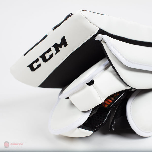 CCM Extreme Flex E4.9 Senior Goalie Blocker - Source Exclusive