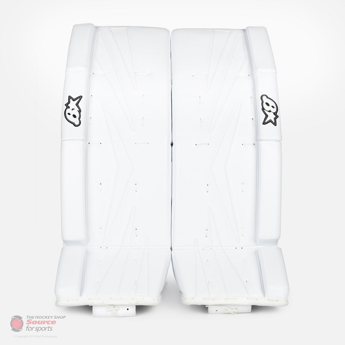 Brian's NetZero Senior Goalie Leg Pads