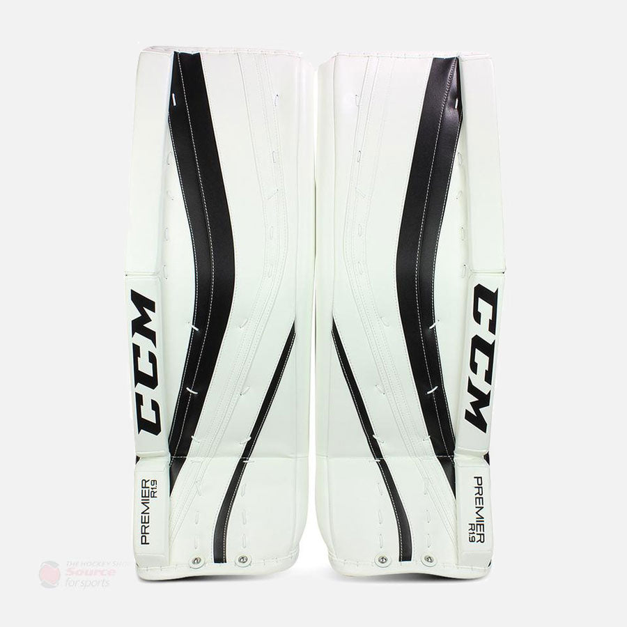 CCM Premier R1.9 Senior Leg Pads - Source Exclusive
