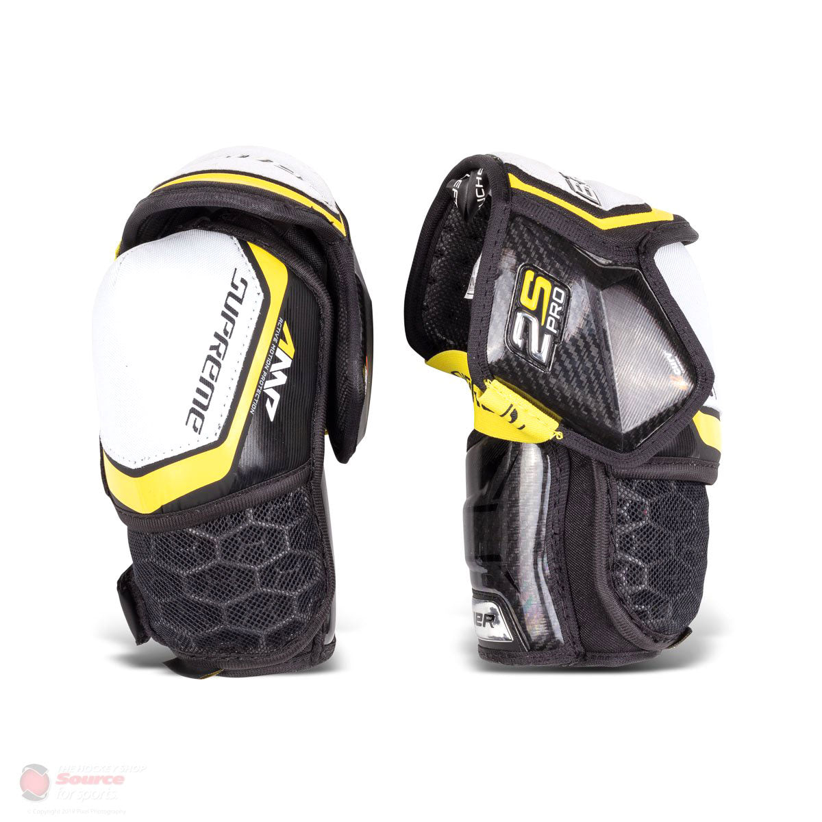 Bauer Supreme 2S Pro Junior Hockey Elbow Pads