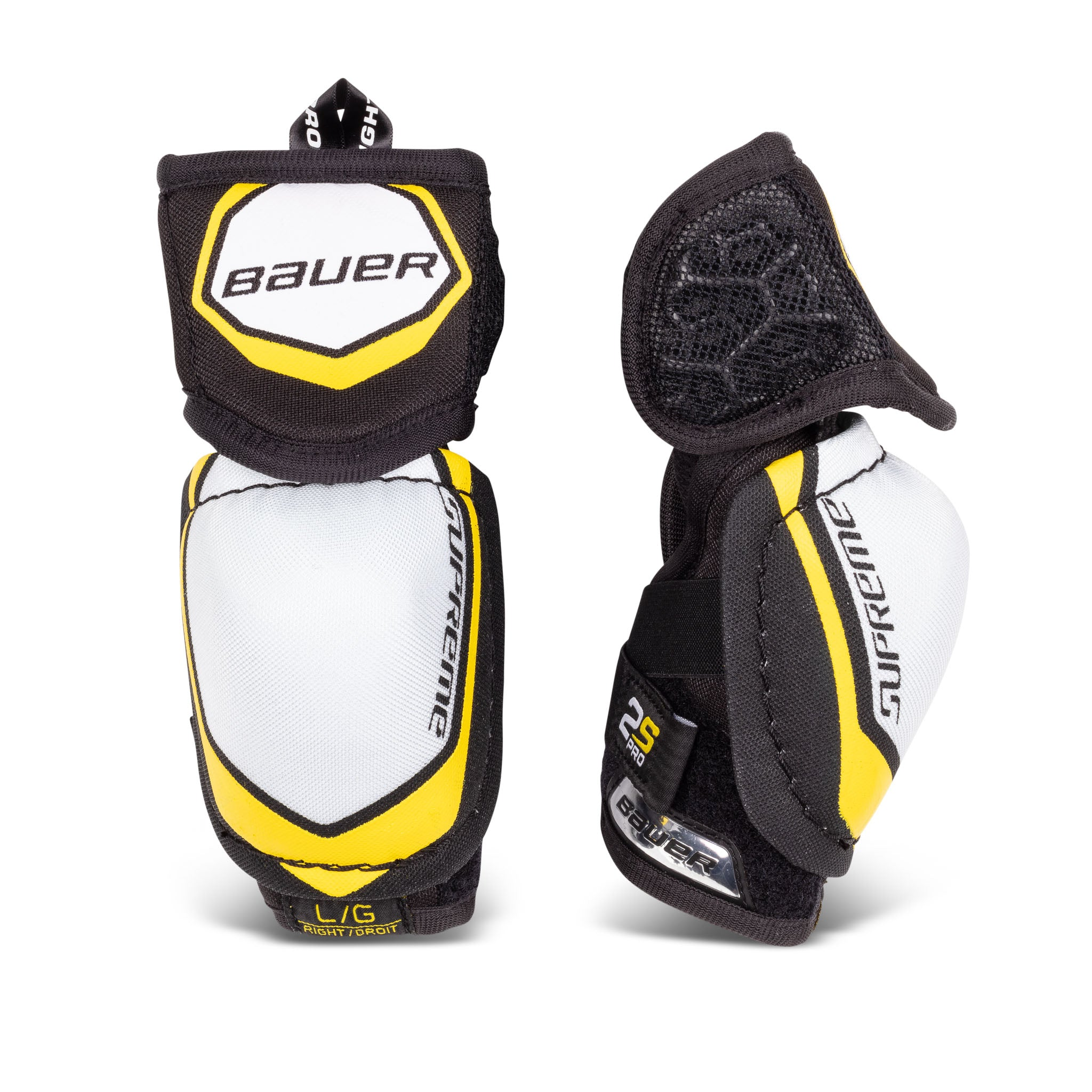 Bauer Supreme 2S Pro Youth Hockey Elbow Pads