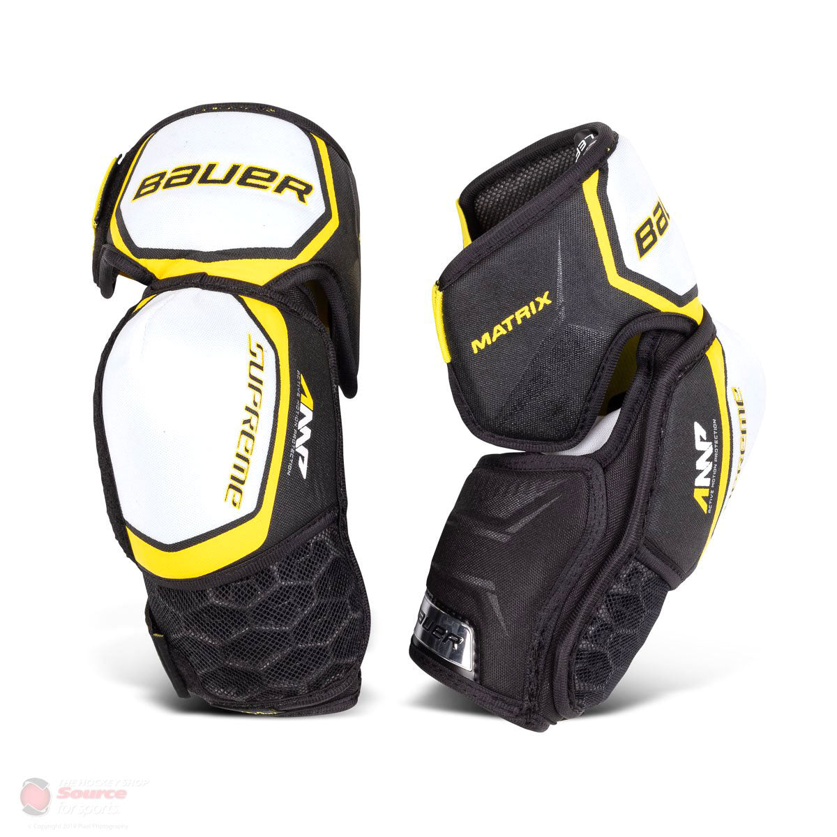 Bauer Supreme Matrix Junior Hockey Elbow Pads