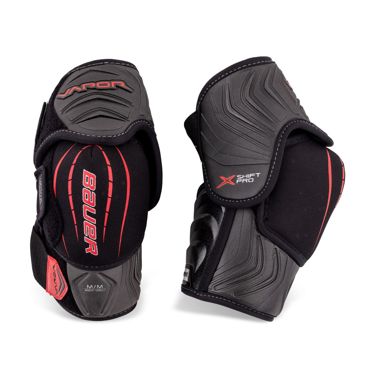 Bauer Vapor X Shift Pro Senior Hockey Elbow Pads (2018)