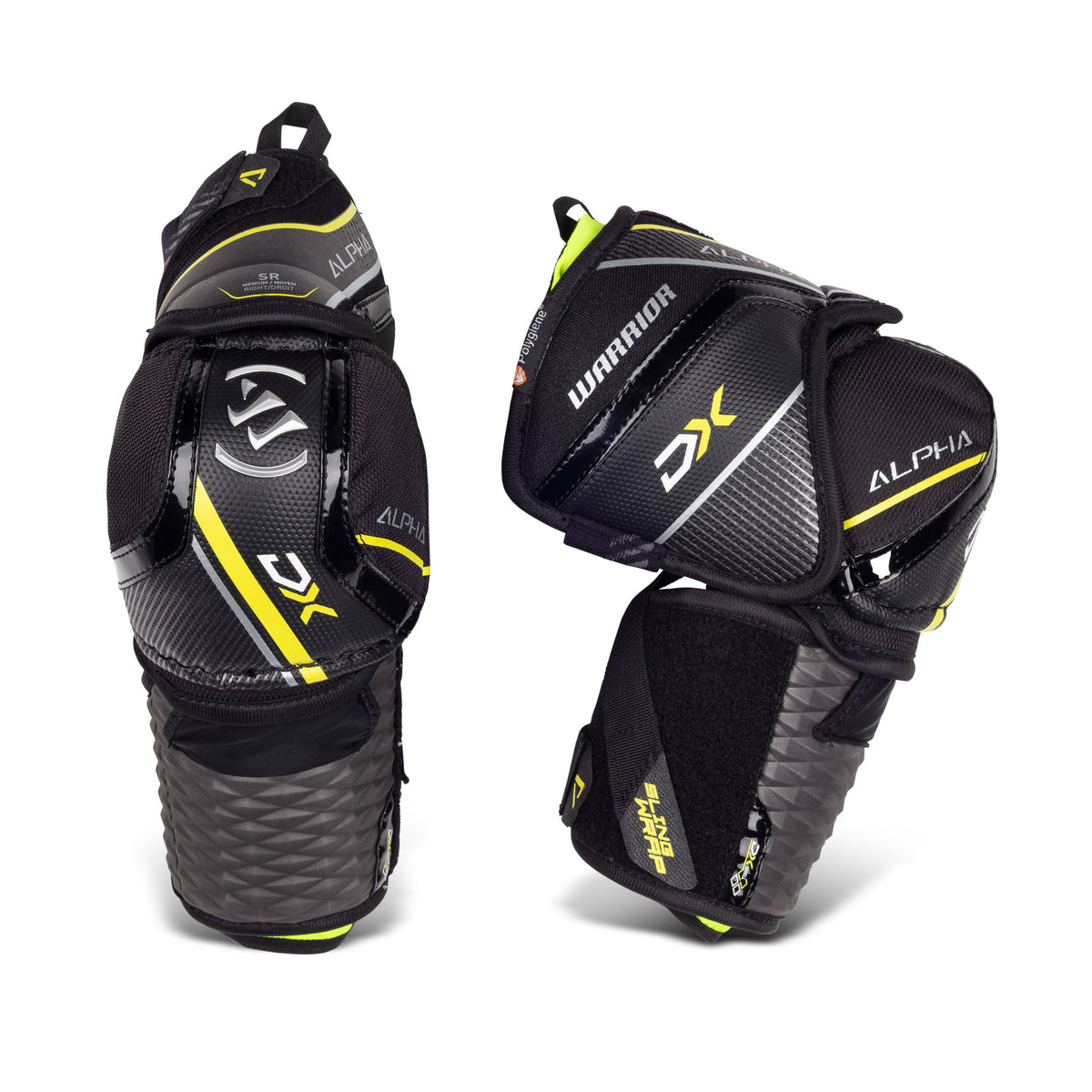 Warrior Alpha DX Senior Elbow Pads