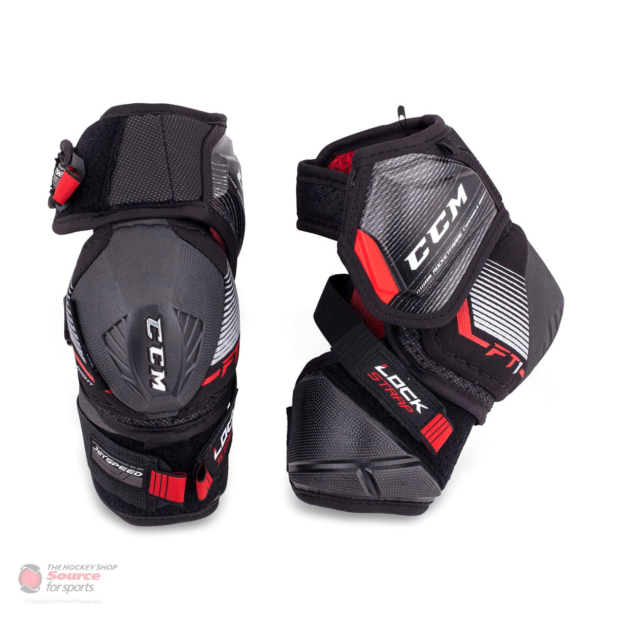 CCM Jetspeed FT1 Junior Elbows Pads