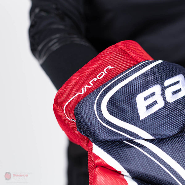 Bauer Vapor X Velocity Lite Junior Hockey Gloves (2018)