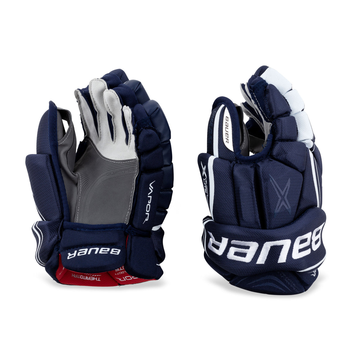 Bauer Vapor X Velocity Lite Junior Hockey Gloves
