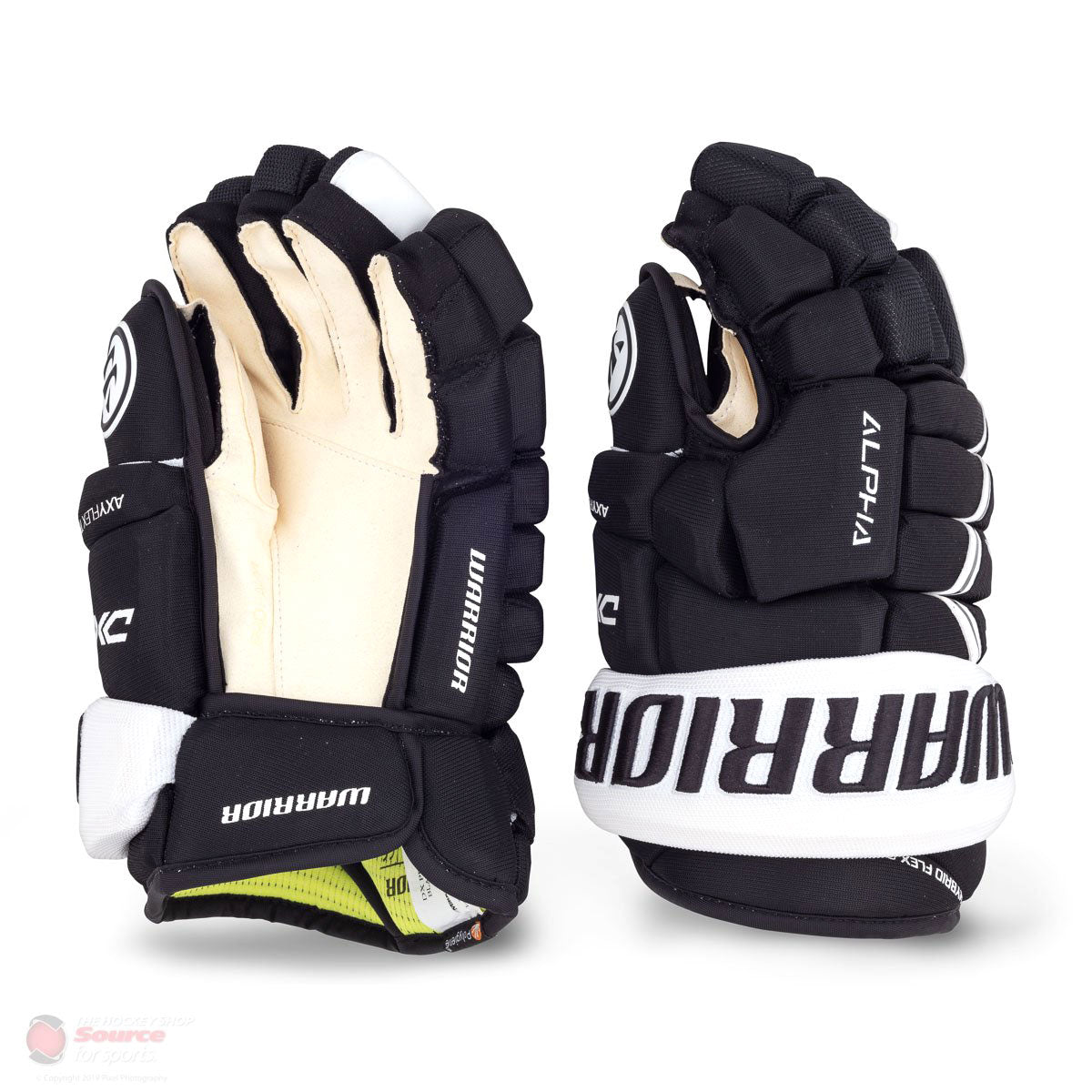 Warrior Alpha DX Pro Junior Hockey Gloves