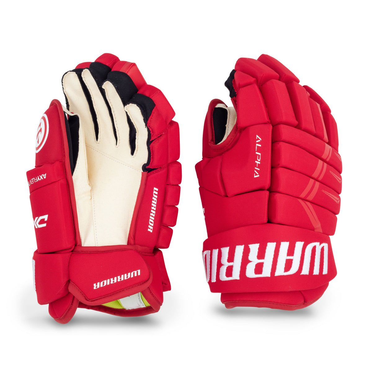 Warrior Alpha DX4 Senior Hockey Gloves