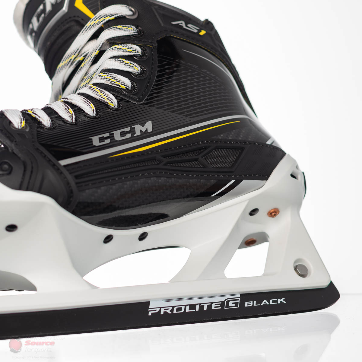 CCM Super Tacks AS1 Senior Goalie Skates