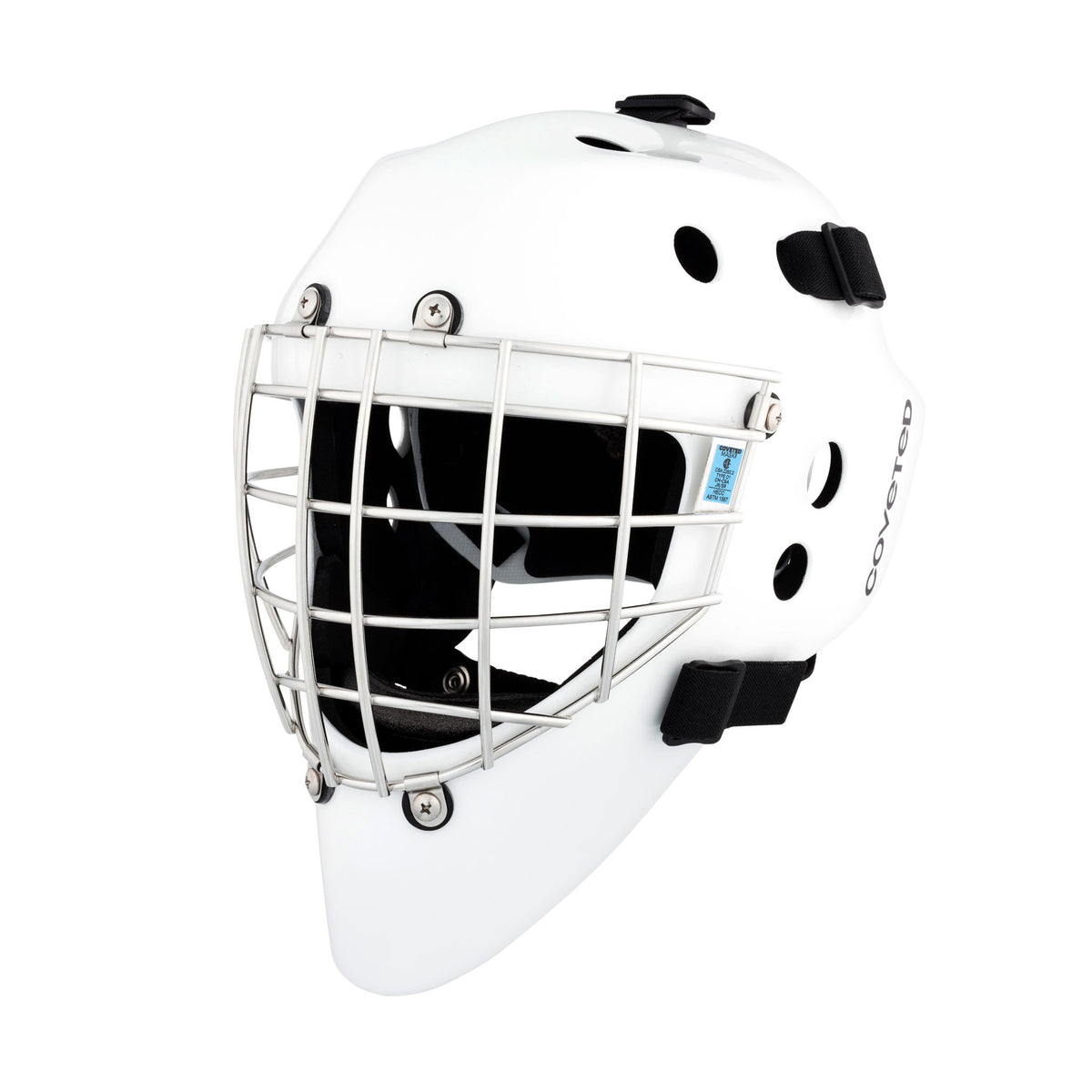 Coveted A5 Junior Goalie Mask