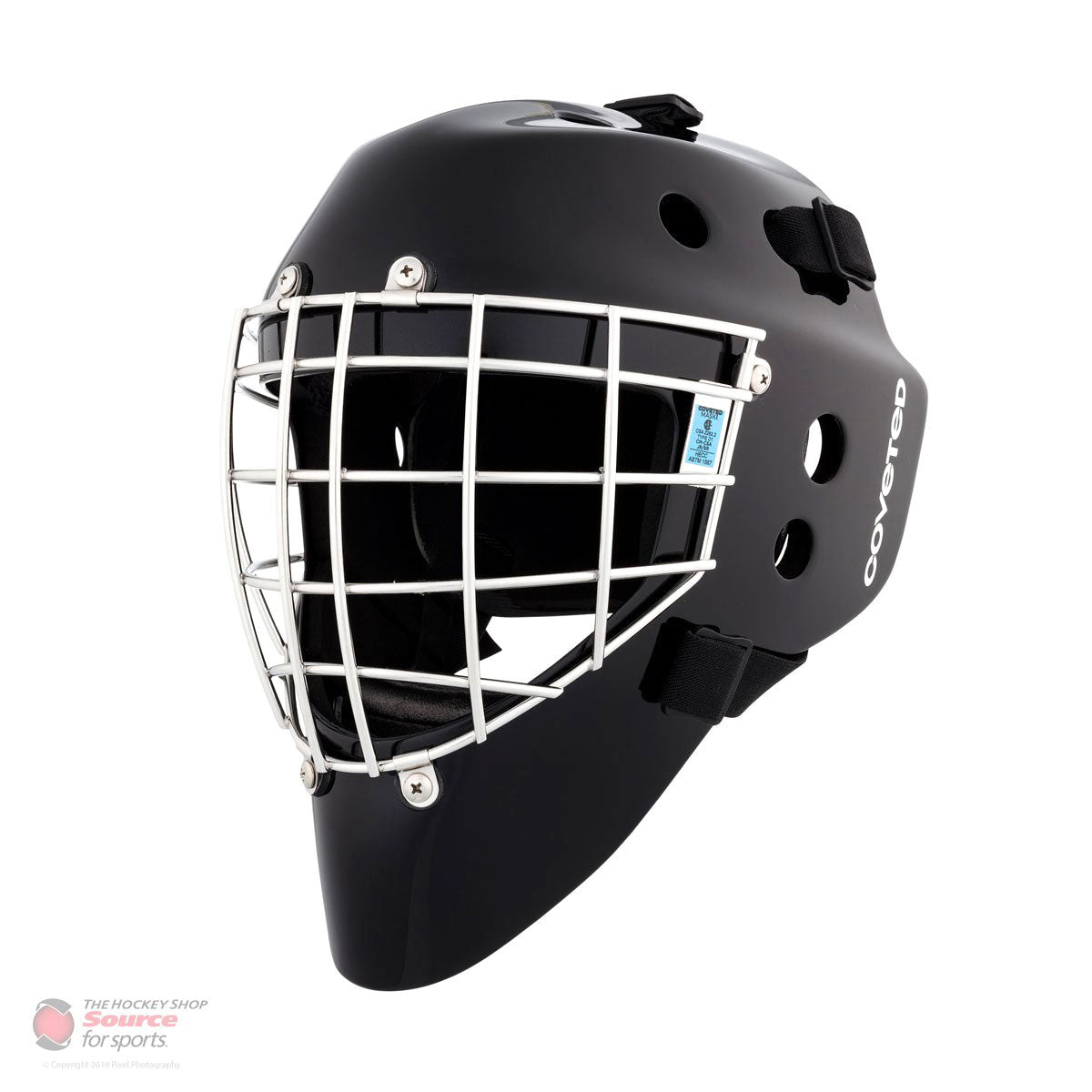 Coveted A5 Senior Goalie Mask