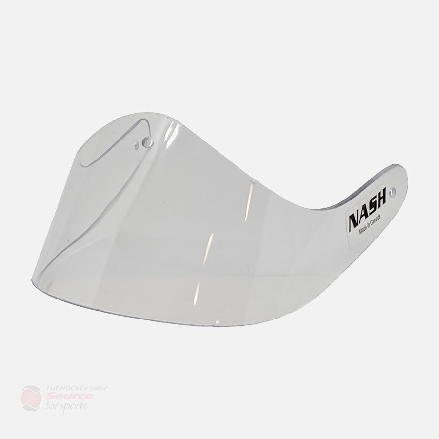 Nash Round Senior Lexan Goalie Neck Protection