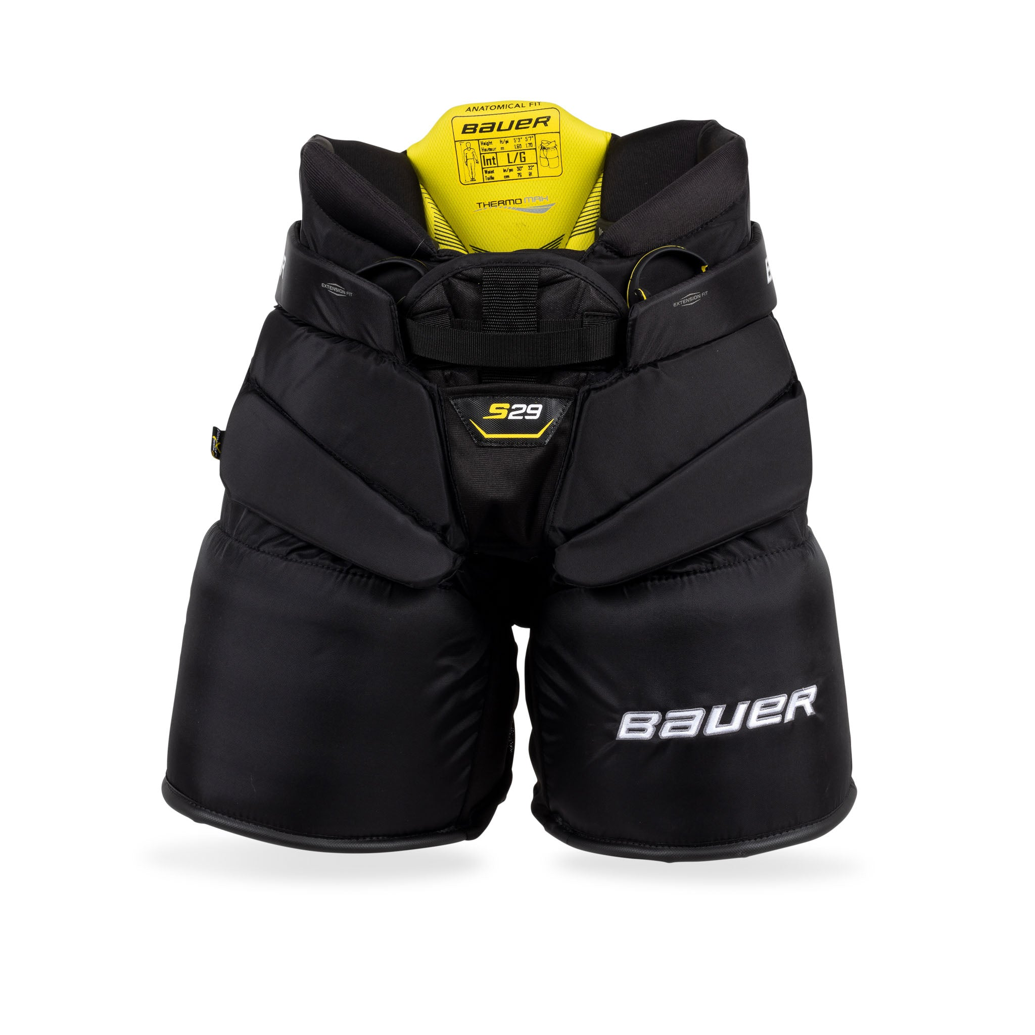 Bauer Supreme S29 Intermediate Goalie Pants