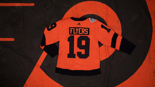 Philadelphia Flyers Stadium Series Adidas Authentic Senior Jersey