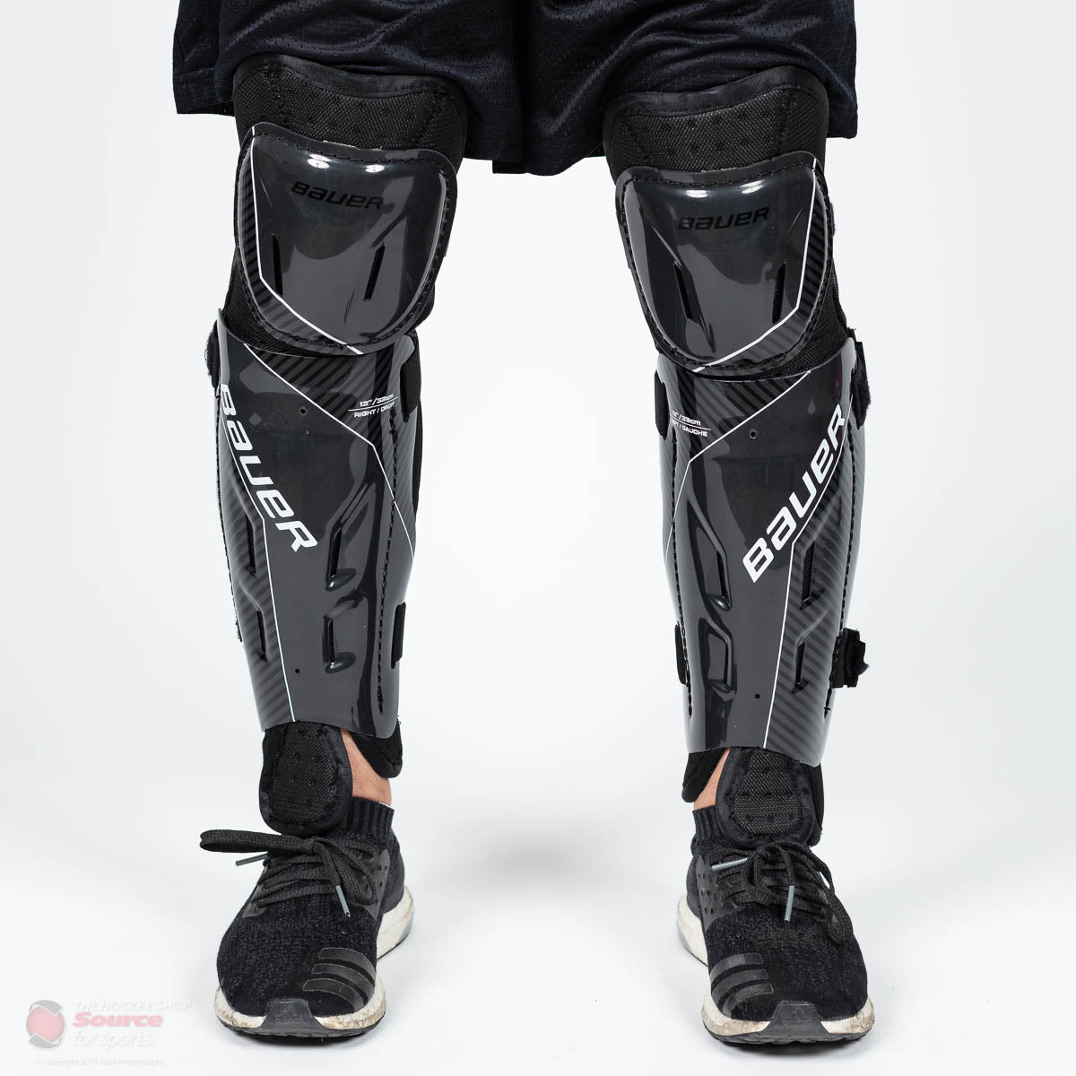 Bauer Performance Senior Ball Hockey Shin Guards