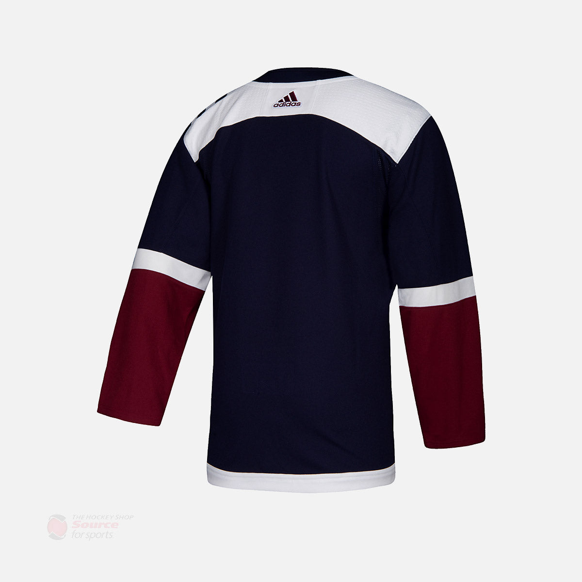 Colorado Avalanche Adidas Authentic Senior Alternate Jersey