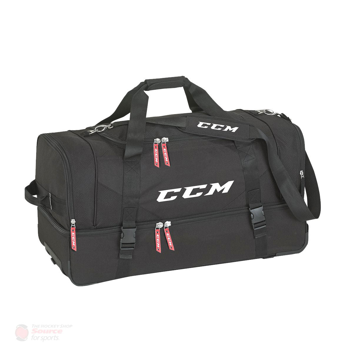 CCM Hockey Referee Wheel Bag (2019)