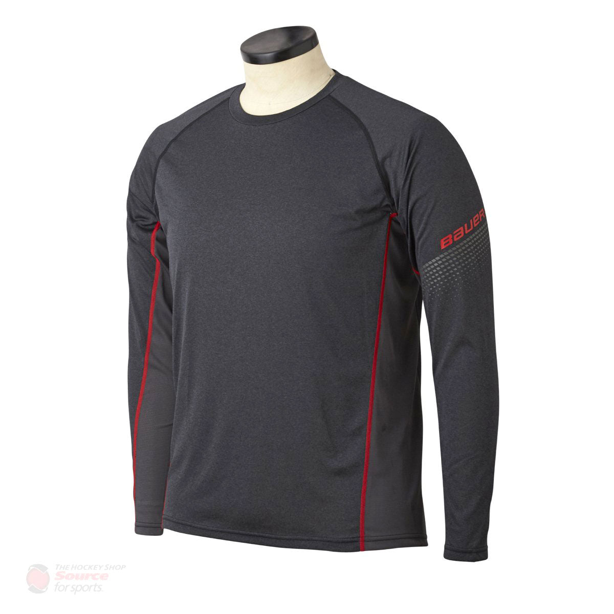 Bauer Essential Longsleeve Senior Baselayer Shirt
