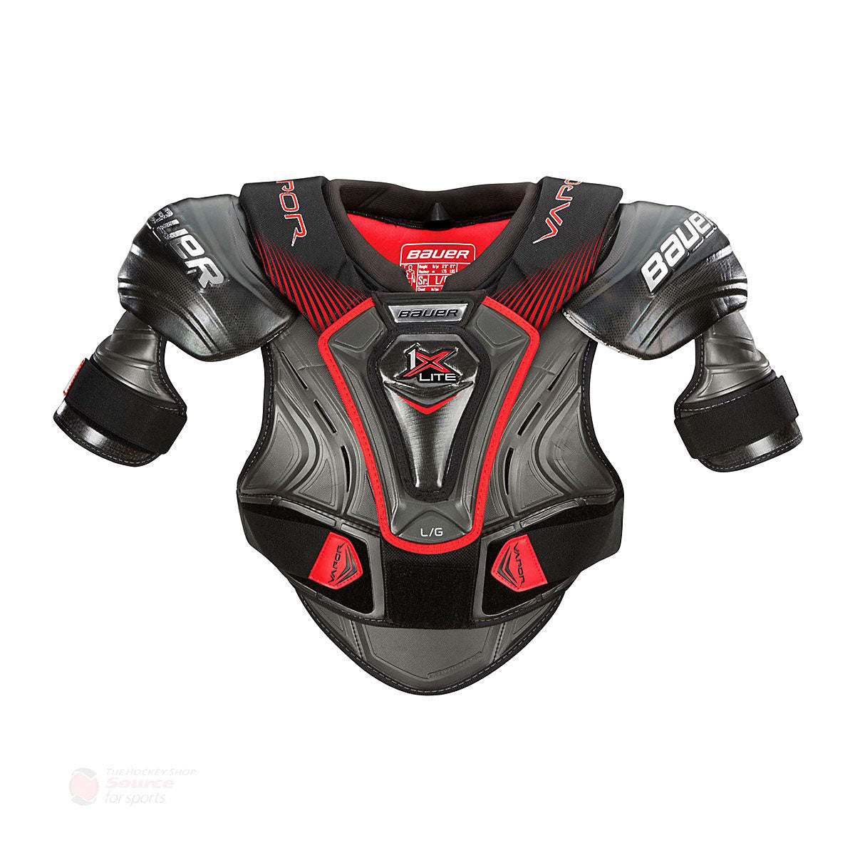 Bauer Vapor 1X Lite Junior Shoulder Pads