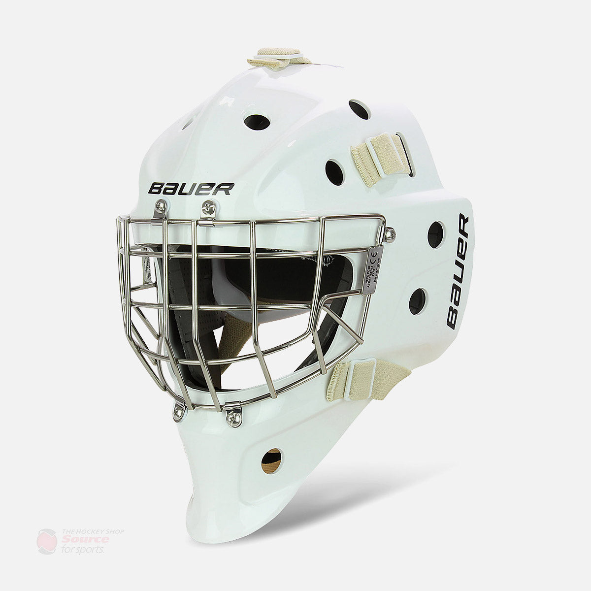 Bauer Profile 940X Senior Goalie Mask - White