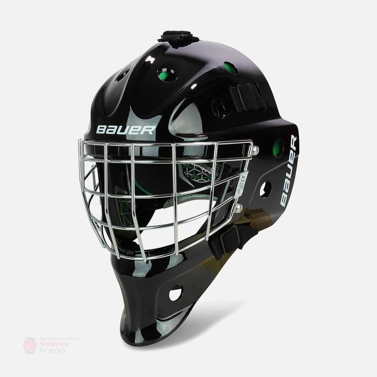 Bauer NME 4 Senior Goalie Mask - Black