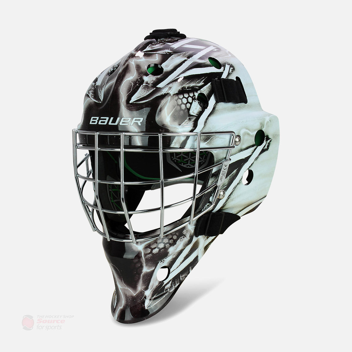 Bauer NME 4 Junior Goalie Mask - King | Los Angeles