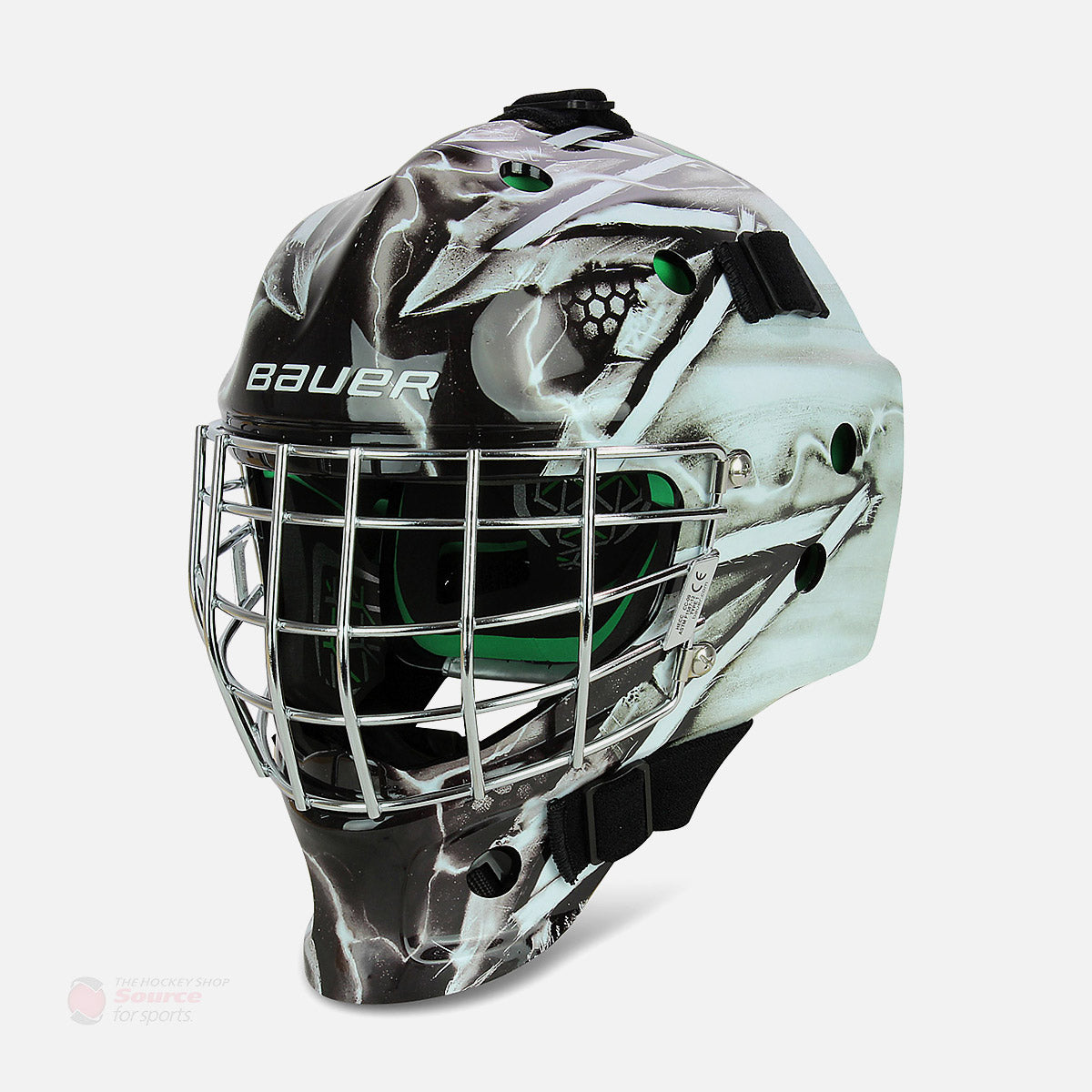 Bauer NME 4 Youth Goalie Mask - Los Angeles Kings
