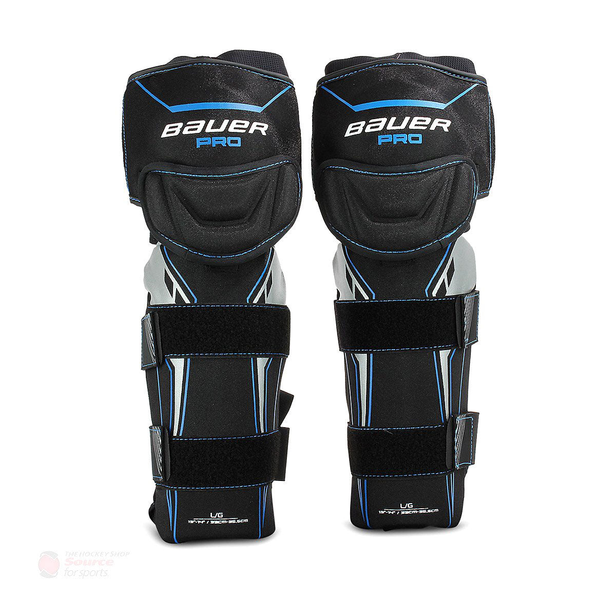Bauer Pro Junior Ball Hockey Shin Guards