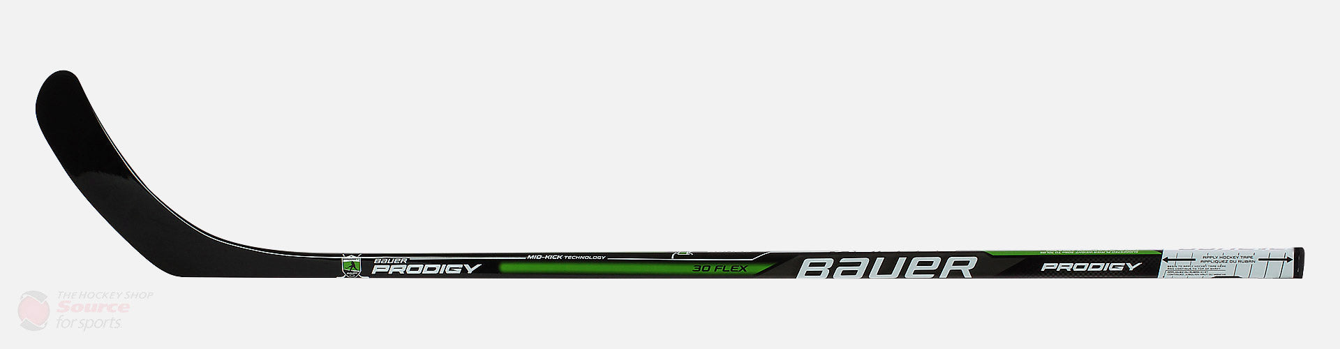 Bauer Prodigy Youth Hockey Stick (2016) - 42""