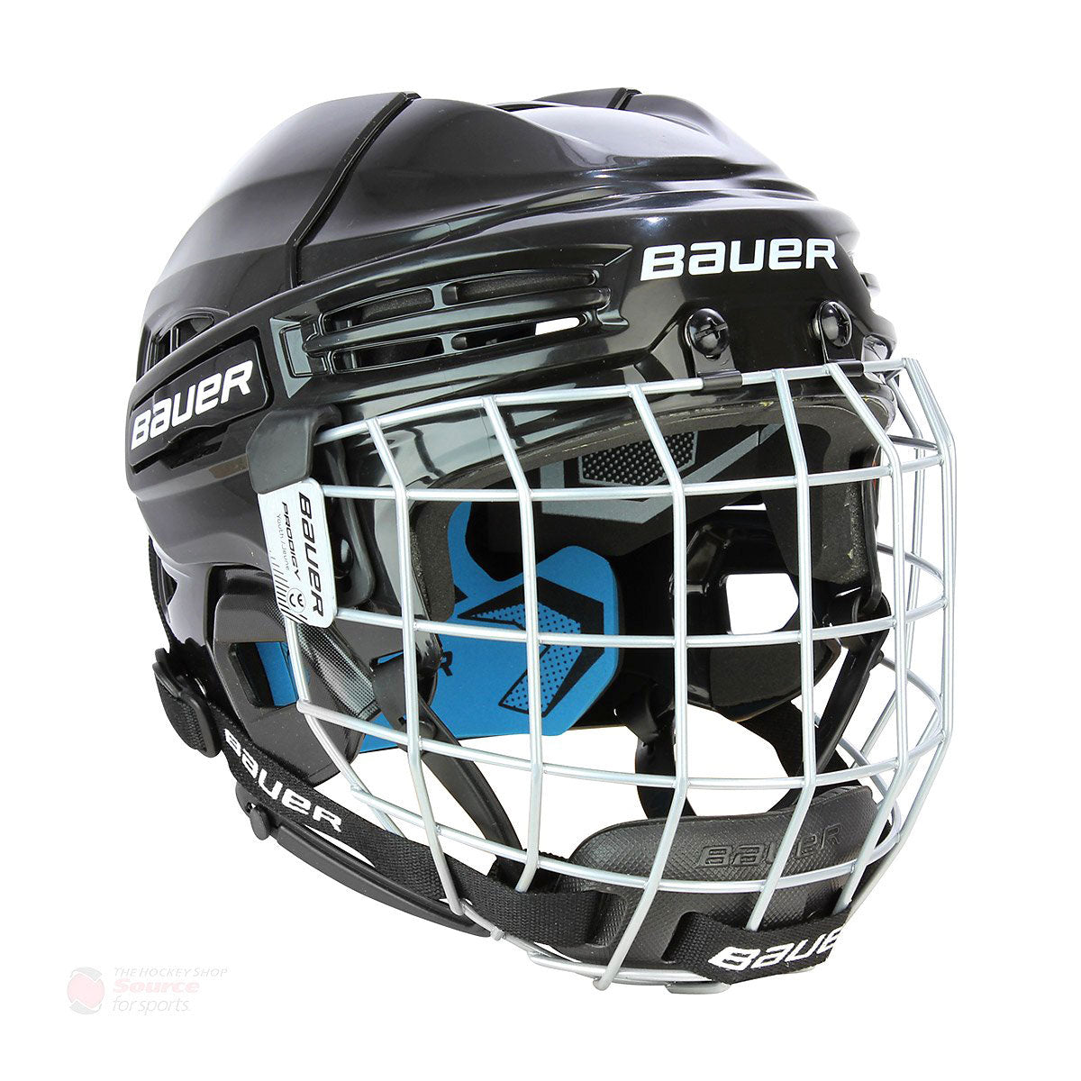 Bauer Prodigy Youth Hockey Helmet / Cage Combo