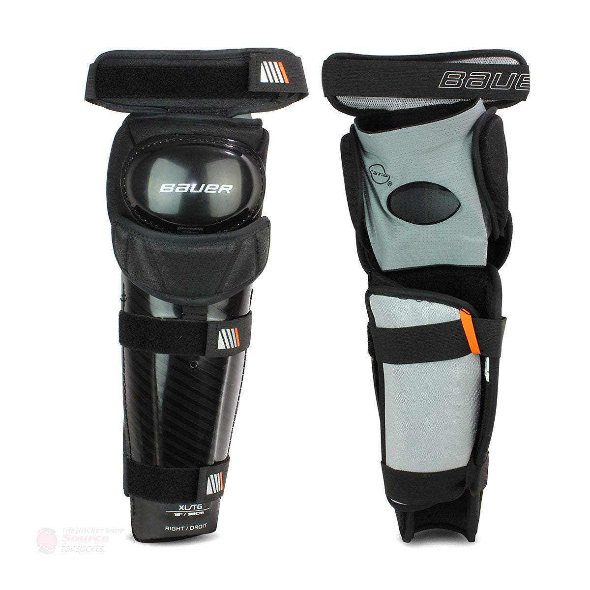 453b3189a62 Bauer Official's Shin Guards – The Hockey Shop Source For Sports