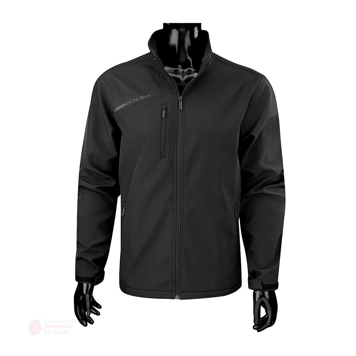 Bauer Team Soft Shell Junior Jacket (2017)