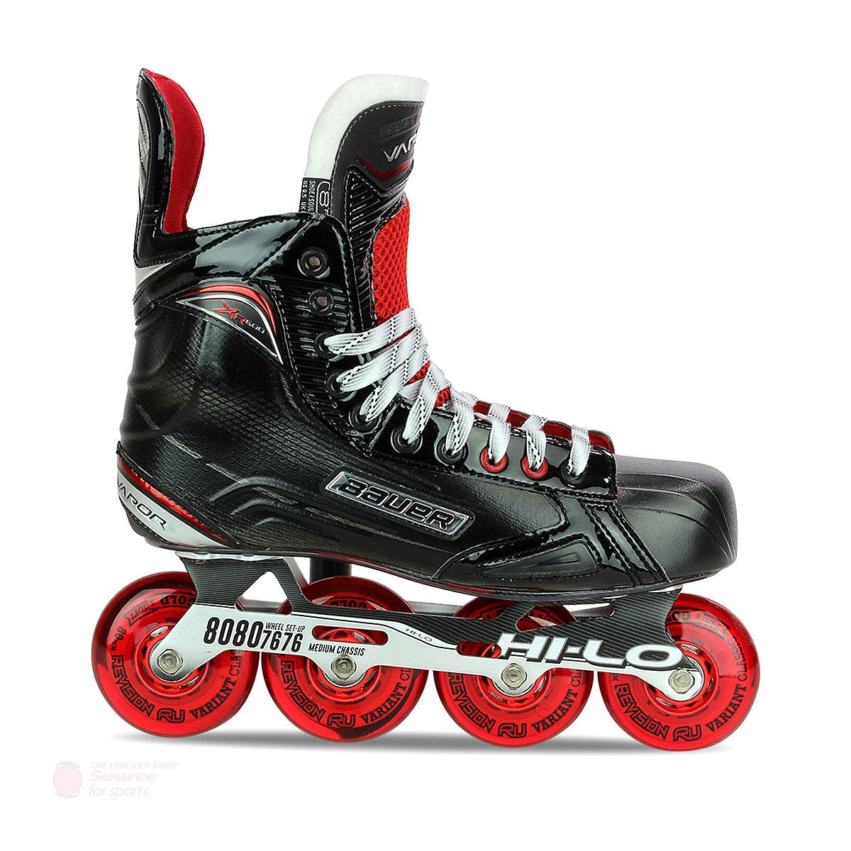Bauer Vapor XR600 Junior Roller Hockey Skates