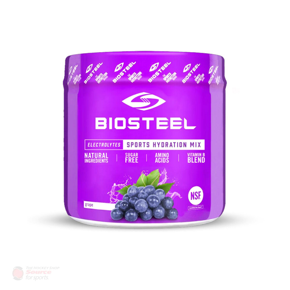 BioSteel High Performance Sports Mix - Grape (140g)