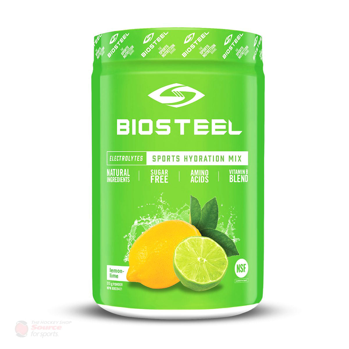 BioSteel High Performance Sports Mix - Lemon Lime (315g)