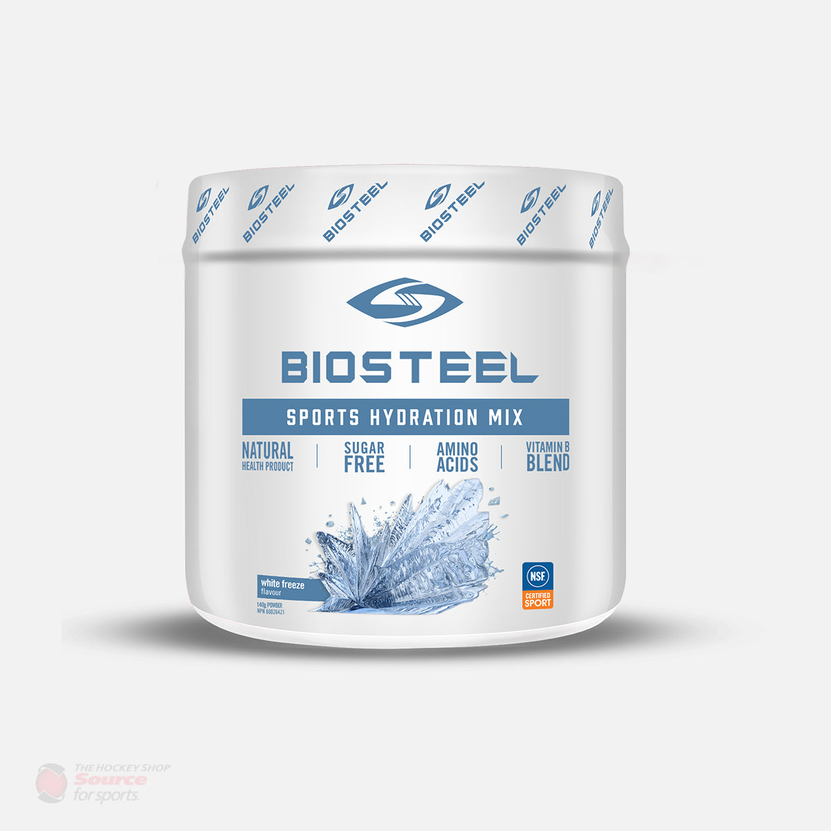 BioSteel High Performance Sports Mix - White Freeze (140g)