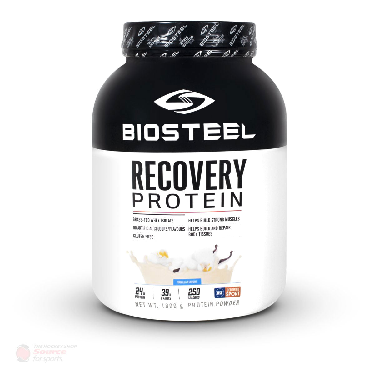 BioSteel Recovery Protein - Vanilla