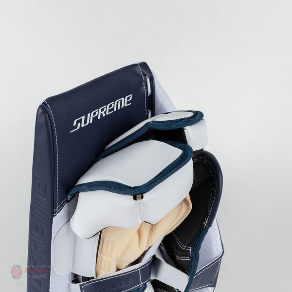 Bauer Supreme 3S Intermediate Goalie Blocker